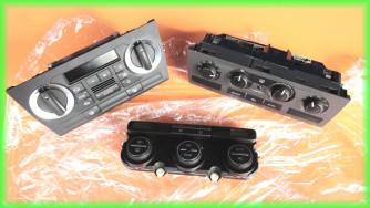 Klímahűtő, vízhűtő, intercooler, coolercső, hűtőventillátor VW és Audi típusokhoz