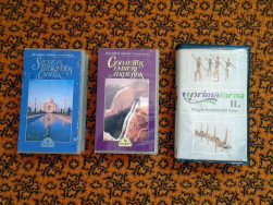 3 VHS műsoros kazetta