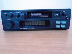 SuperTech Autórádió ARC-753