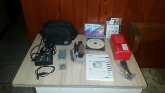 Canon DVD kamera