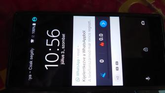 Sony Xperia Z5 Dual E6683 sötétszürke színű független telefon eladó 44990