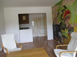 Első emeleti panel lakás