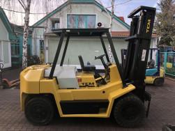 Eladó TCM 6 tonnás diesel targonca (V-3178)