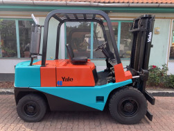 Eladó Yale 4 tonnás diesel targonca (V-3623)