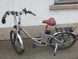 Leopard Elektromos kerékpár
