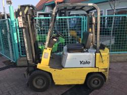 Eladó Yale 1,5 tonnás targonca (V-3139)