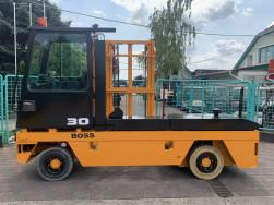 Eladó Steibock Boss 3 tonnás oldalvillás targonca (V-2650)