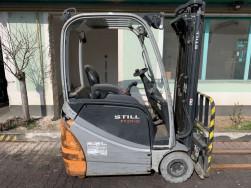 Eladó Still 1,5 tonnás elektromos targonca (V-3778)