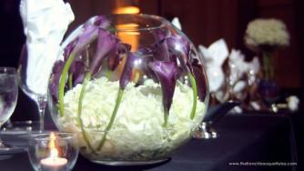 Rendezvény dekoráció, virág dekoráció