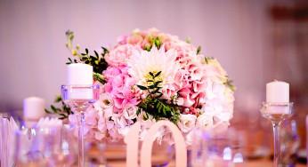 Esküvői dekoráció / Virág dekoratőr