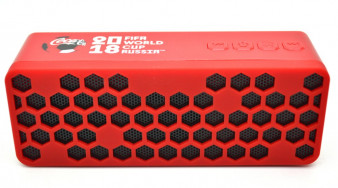 Coca-Cola Bluetooth hangszóró
