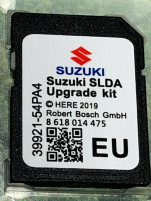 Suzuki Vitara SX4 S Cross Ignis Baleno Swift Legújabb Gyári Navigációs SD Kártya 2019 1 év garanciával!