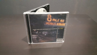 ELADÓ: 8 Mile CD - Various Artists