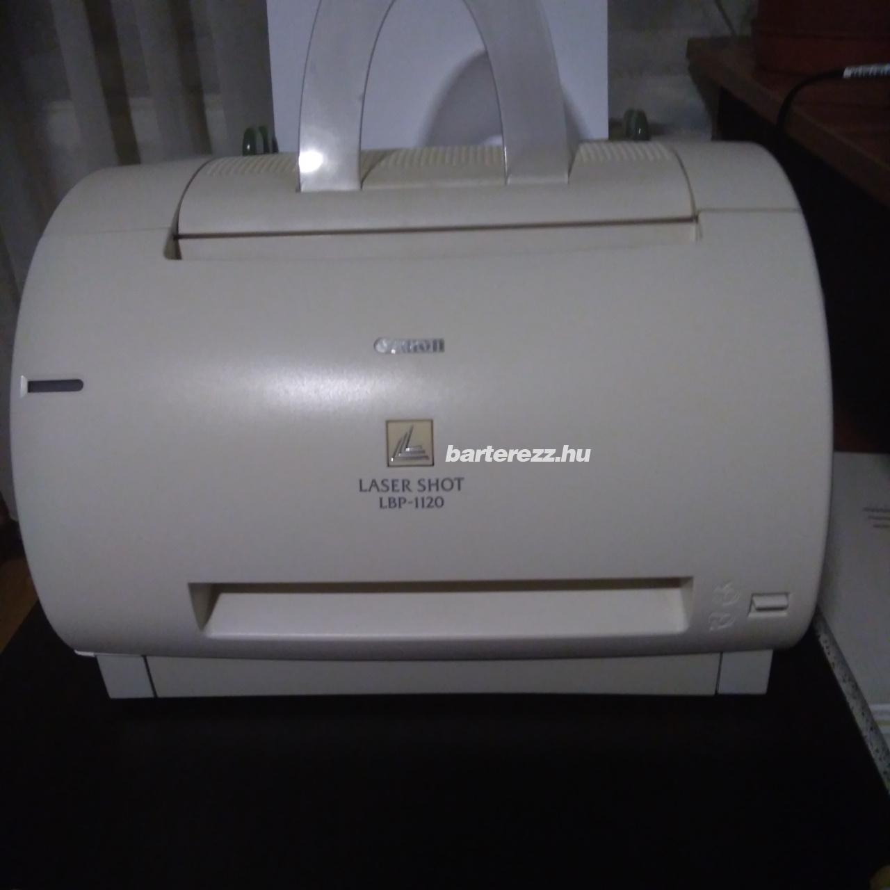 Eladó Canon laser nyomtató