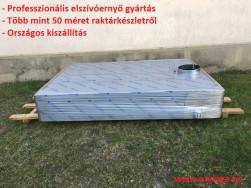 Új rozsdamentes elszívó ernyő / elszívóernyő / páraelszívó / ipari