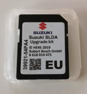 Gyári Suzuki navigáció kártya legfrissebb 2019 Full Európa garanciával!