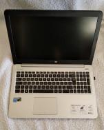 ASUS K501LX tökéletes állapotban levő laptopom eladó! Ajándék GTA 5 Játékkal!!!