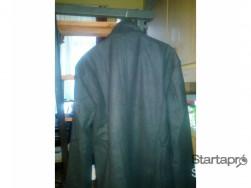 Aowojs fekete férfi M-L méretű tavaszi kabát9
