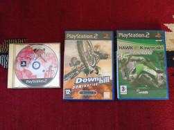 PS2 - 3db játék