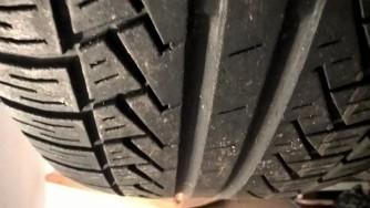 Pirelli használt nyári gumi 235/55 17