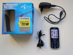 Telenor Praktikum Ász dualsim mobil