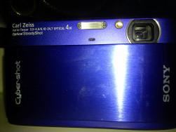 Sony 10.2 MPx DSC-TX1 Digitális fényképezőgép + 8GB memmel eladó 14990 Ft