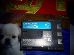 Canon NB-2LH eredeti fénygép.akku 720 mAh 2 és egy utángy. eladó 3500/db Ft-t
