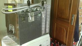 egy és kétfejes mobil sörhűtő eladó