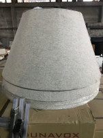 Extra nagy lámpabúra