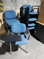 Írótáblás székek