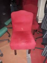 Retró éttermi székek
