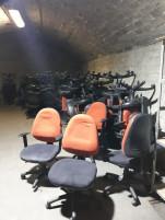 Irodai guruló székek