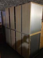 Roló ajtós szekrények