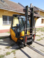 JungheinrichDFG316 /3,8m diesel targonca