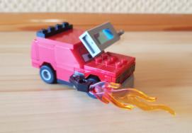 Lego 30121 Grem Cars 2