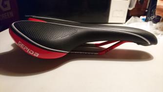 Gepida új univerzális nyereg, MTB vagy trekking kerékpárokra 5990 Ft