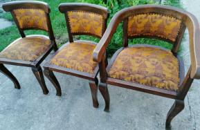 Antik Art deco székek eladó
