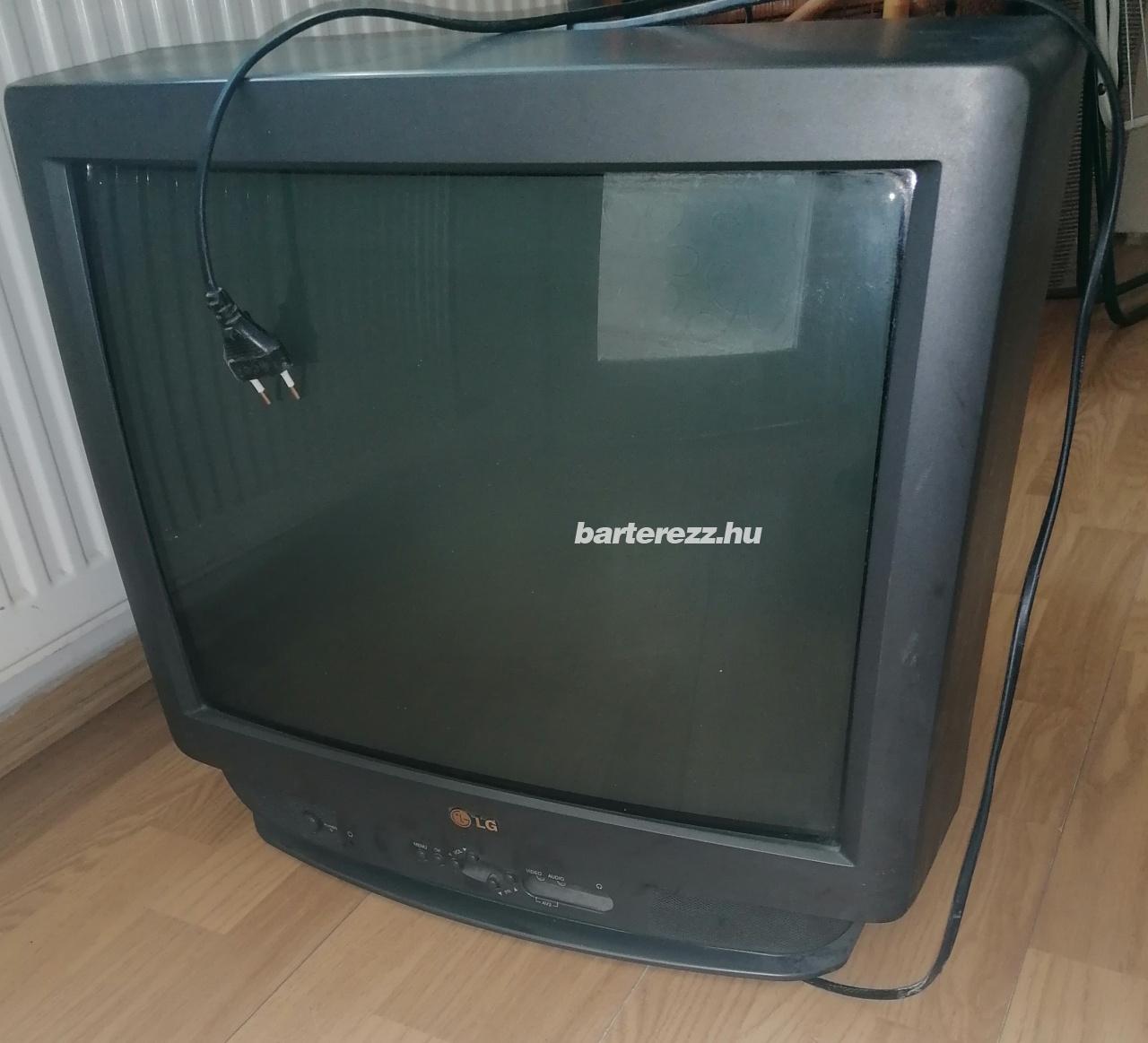 Tv Lg tv eladó 2 db 51 cm átló működik db ja 7000