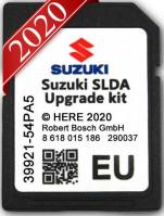 Suzuki© Navigáció SD Kártya 2020 Suzuki© Navigáció frissítés 2020 - Vitara - SX4 - Gl+
