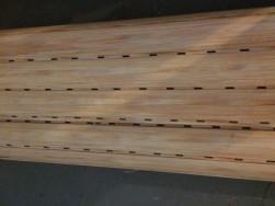 Redőny, tölgy szino (pótlásra, javításra). Meret: 58 x 172 cm