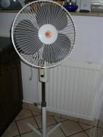 Ventilator egy allvanyon