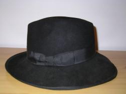 Férfi  fekete kalap