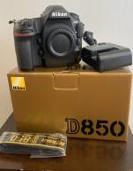 Nikon D750 DSLR Camera = $750 ,Nikon D850 DSLR Camera =$1300 , Nikon D780 DSLR Camera =$1200