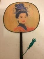 Rajongó - Gyönyörű eredeti Japan selyembol