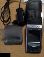 Fujitsu-Siemens T830 telefonos PDA új akku dokkoló töltő és tok - FoxPost 700!