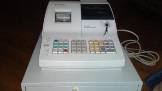Eladom pár órát használt kitűnő állapotú Samsung  ER-350F-s pénztárgépemet. Kasszával és gépkönyvvel együtt ! E548B5AT301443  Pénztárgépek NAV Online