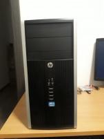 Eladó több db HP 6300 MT számítógép i5 3470, 4gb ram, 250gb ssd+250gb HDD