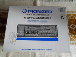Pioneer autórádió
