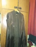 ELADÓ barna színű női hosszú kabát