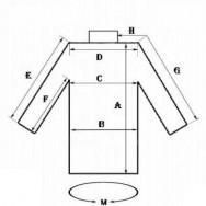 Eladó sötét barna színű női rövid pézsma bunda
